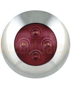 LED Autolamps 75 Series Courtesy Lamp- Purple