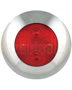 LED Autolamps 75 Series Courtesy Lamp- Red