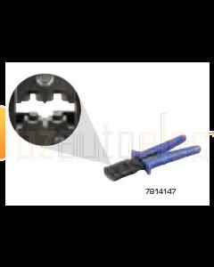 Schlemmer 7814147 Ratcheting Crimper. Crimp Range 0.5 - 1.0mm2 & 1.5 - 2.5mm2