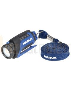 Narva 81037BL USB Rechargeable L.E.D Torch