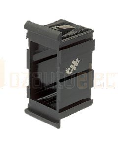 Cole Hersee Rocker Switch Mounting Centre Section