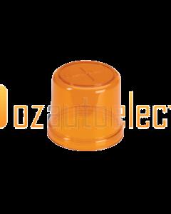 Narva 85285A Amber lens to suit Hi Optics L.E.D Beacon