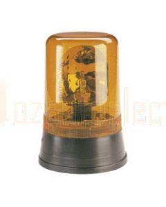 Narva 85420A Hi Optics Rotating Beacon Flange Base 12/24 Volt