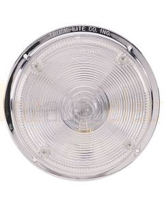 Interior Chrome Roof Lamp with Off/On Switch