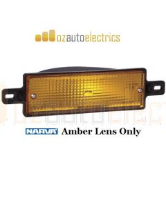 Narva 87255 Amber Lens to suit 87250