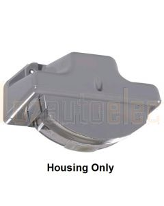 Narva 91584 Grey Licence Plate Lamp Housing to Suit Model 15 Lamps
