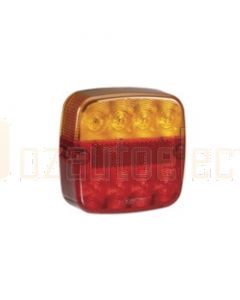 Narva 93402BL 12 Volt L.E.D Rear Stop/Tail, Direction Indicator Lamp with 0.5m Cable (Blister Pack)