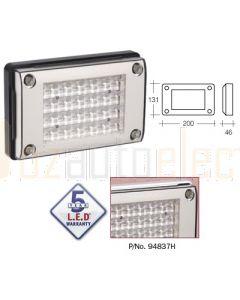 Narva 94837H 9-33 Volt L.E.D Reverse Lamp (White) for Horizontal Mounting