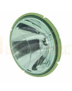 Hella 9.1380.01 Replacement Lens & Reflector to suit Hella Rallye 1380 and 1380CHROME Hella 1380 Rallye Compact and Hella 1380CHROME Rallye Compact Chrome