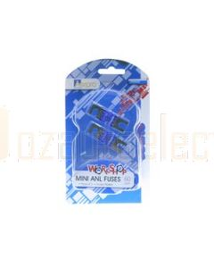 Aerpro AMA60 60 Amp Mini anl fuses packet of 2