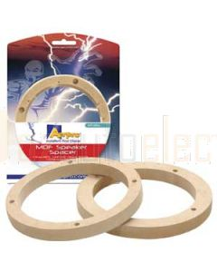 "Aerpro AP314 4"" 102Mm mdf spacer 16mm depth"