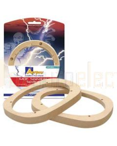 "Aerpro AP3191 6 X 9"" - 7 x 10"" mdf speaker spacers"