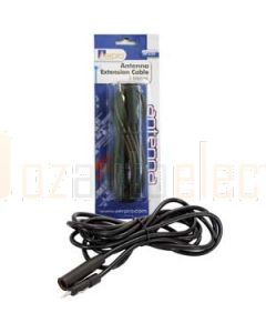 Aerpro AP336 3 Metre antenna extension lead