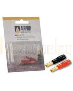 Aerpro AP719 12 Gauge Terminals Packet 4