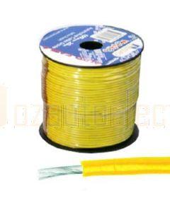 Aerpro AP916Y 20 Ga Auto Cable Yellow 100M