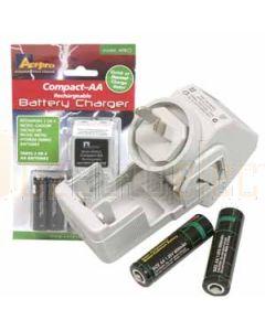 Aerpro APBC2 AA Battery Charger