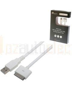 Aerpro APL55 3M USB TO IPHONE/IPOD CABLE