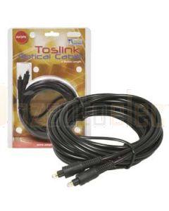 Aerpro AVOP6 6 Metre Toslink Optical Cable
