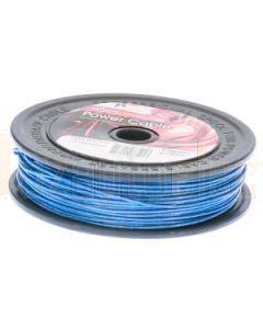 Aerpro BSX18100 Bassix 18ga 100m Trigger Cable Blue