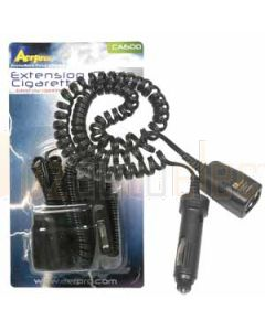 Aerpro CA600 Cigarette Lighter Extension Cable