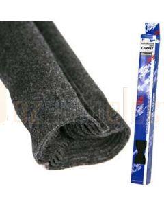 Aerpro CACH1 .75 X2M Charcoal Felt Carpet