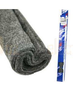 Aerpro CAGR1 .75 X 2M Grey Felt Carpet
