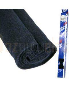 Aerpro CASBL1 .75X2M Speckled Blue Carpet