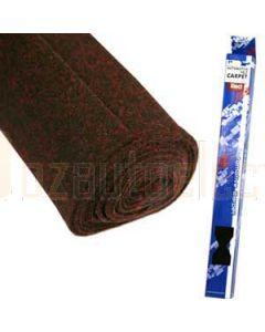 Aerpro CASRD1 .75X2M Speckled Red Carpet