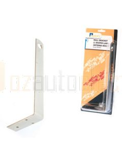 Aerpro CBAWB1 Wall Bracket L Shaped Large Antenna Mount