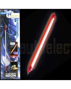 "Aerpro CCN8R Neon 8"" 203mm C/Cathode Red"