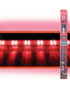 "Aerpro EL226R 2X26"" Super U/Car LED Kit Red 11 Patterns With Controller Combine With EL252R"