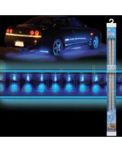 "Aerpro EL242B 2X24"" Std U/Car Led Kit Blue"