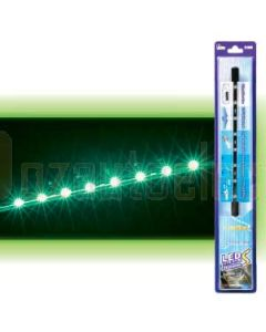 "Aerpro EL300G Led 12"" 305mm Light Green"