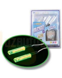 Aerpro EL8G Dual Fibre Optical Highlighter - Green