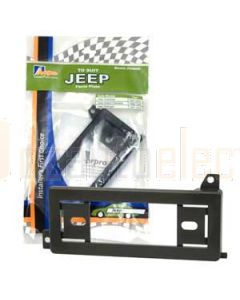 Aerpro FP9050 Facia to suit Jeep