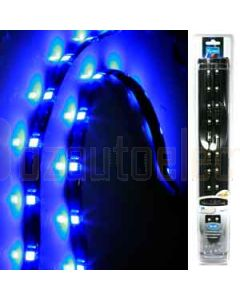 Aerpro FSMD12BD 12 Smd LED super flex blue dual pack