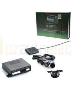 Aerpro G8R Reverse Camera and 4 Sensor Kit
