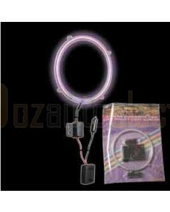 Aerpro LU103P 265mm Neon Ring W/Con Purple