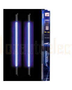 Aerpro LU48BN 128.2 Cm x2 U/Car Neons Blue