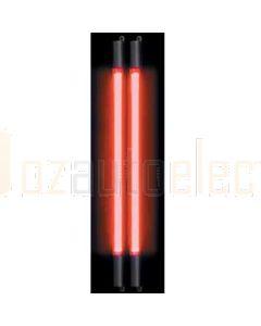 "Aerpro LU8TS Dual 8"" Neons Scarlet"