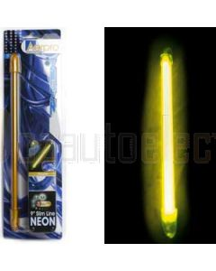 "Aerpro  SLN9YL Neon 9"" 228mm Slim Yellow"