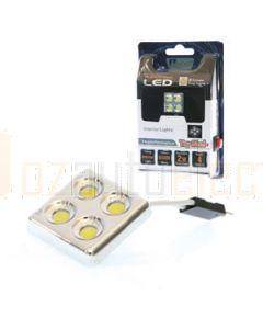 Aerpro SMD81G 4x SMD LED Interior Lamp Green