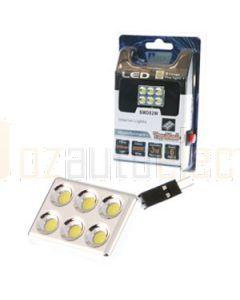 Aerpro SMD82W 6X SMD Led Interior Lamp White