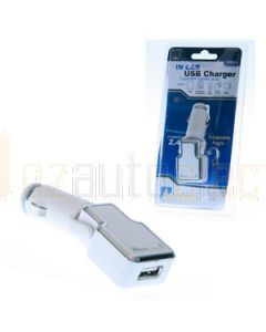 Aerpro USBS24 Adjustable USB Car Charger 12/24v