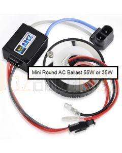 55W Round A/C HID Ballast