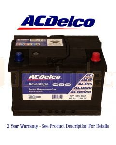 Ac Delco Advantage AD56638 Automotive Battery 580CCA