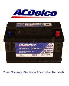 AC Delco Advantage AD58014 Automotive Battery 700CCA