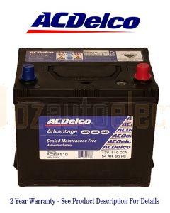 AC Delco Advantage AD22FR510 Automotive Battery 510CCA