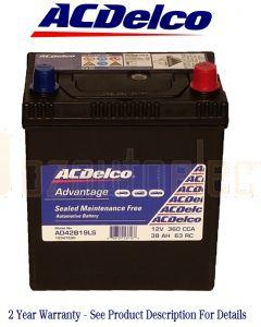 AC Delco Advantage AD42B19LS Automotive Battery 360CCA