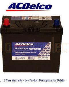 AC Delco Advantage AD52B24RS Automotive Battery 400CCA